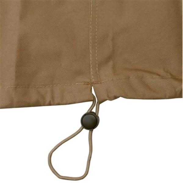 Classic Accessories 55-211-012401-EC Hickory Patio Cushion B