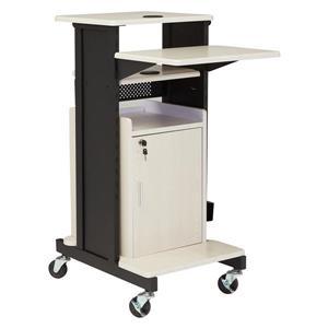 Oklahoma Sound PRC250 Premium Plus Presentation Cart,PRC250
