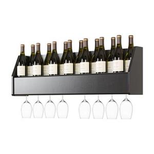 Prepac Furniture Floating Wine Rack,BSOW-0200-1