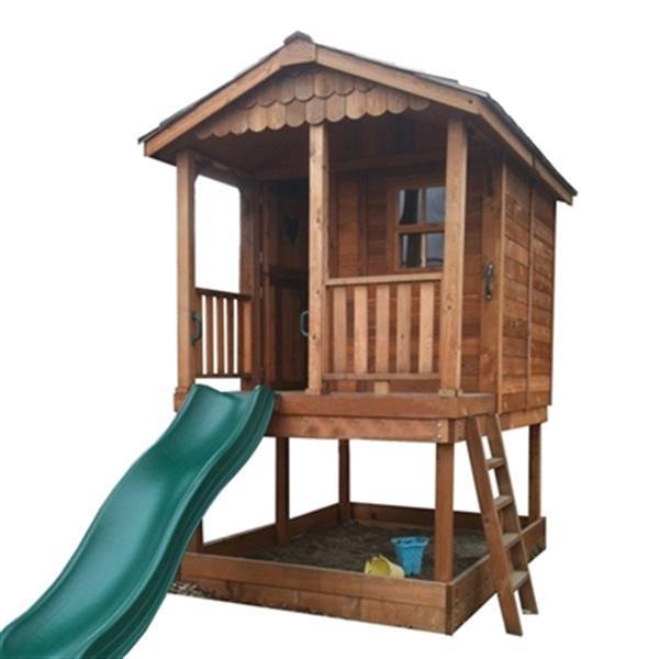 Outdoor Living Today SP69SBOX 6-ft x 9-ft Cedar Sunflower Pl