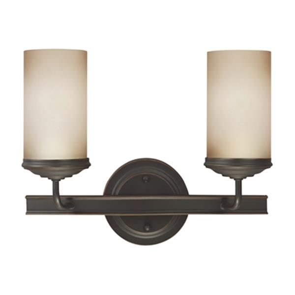 Sea Gull Lighting Sfera 2-Light Bathroom Vanity Light