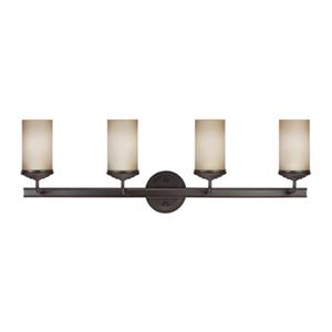 Sea Gull Lighting Sfera 4-Light Bathroom Vanity Light