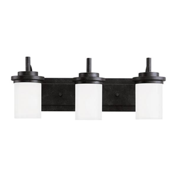 Sea Gull Lighting Winnetka 3-Light Bathroom LED Vanity