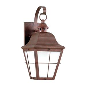 Sea Gull Lighting Chatham 1-Light Fluorescent Outdoor Wall