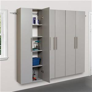 Prepac Furniture HangUps Set C 72-in 3-Piece Storage Cabinet