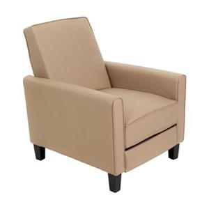 Best Selling Home Decor Darvis Bonded Leather Recliner Club