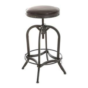 Best Selling Home Decor Gunner Swivel Bar Stool,238915