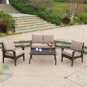 Best Selling Home Decor Honolulu Outdoor Conversation Set,23