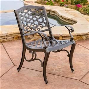 Best Selling Home Decor Sarasota 5-Piece Outdoor Dining Set,