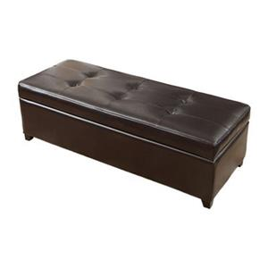 Best Selling Home Decor London Storage Ottoman Bench,235057