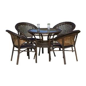 Best Selling Home Decor Outdoor 5-Piece Outdoor Dining Set,2