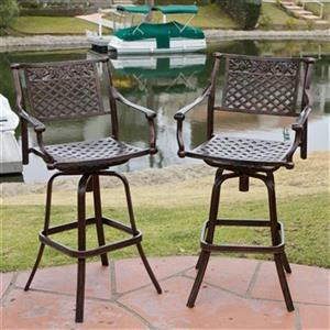 Best Selling Home Decor Sebastian Bar Stool (Set of 2),23822