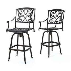 Best Selling Home Decor Santa Maria Bar Stool (Set of 2),235