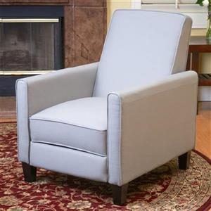 Best Selling Home Decor Darvis Fabric Recliner Club Chair,23