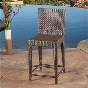 Best Selling Home Decor Pacific Wicker Bar Stool,232060