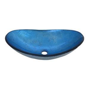 Novatto Oval Glass Vessel Sink,TIG-S132-8031