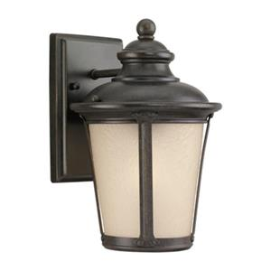 Sea Gull Lighting Cape May Small LED Outdoor Wall Lantern