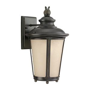 Sea Gull Lighting Cape May Medium LED Outdoor Wall Lantern