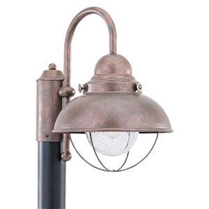 Sea Gull Lighting Sebring LED Outdoor Post Lantern