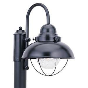 Sea Gull Lighting Sebring LED Outdoor Post Lantern