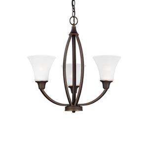 Sea Gull Lighting Metcaf 3-Light Chandelier