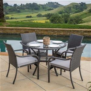 Best Selling Home Decor Maili 5-Piece Outdoor Dining Set,295