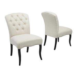 Best Selling Home Decor Hallie Dining Chair (Set of 2),29541
