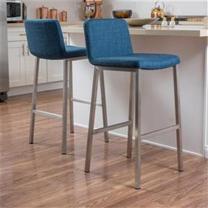 Best Selling Home Decor Lina Barstool (Set of 2),296618