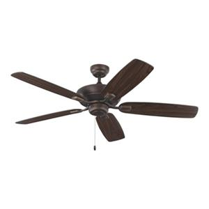 Monte Carlo Fan Company Colony Max 52-in Dual Mount Ceiling