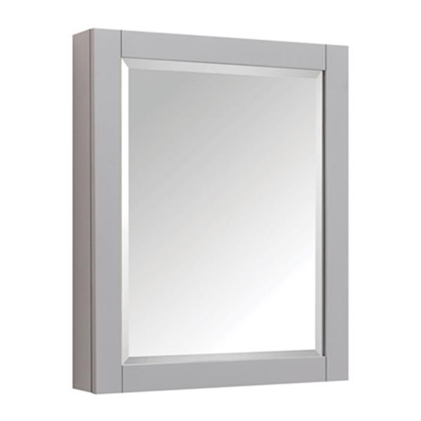 Avanity 28-in Mirrorred Medicine Cabinet,14000-MC28-CG