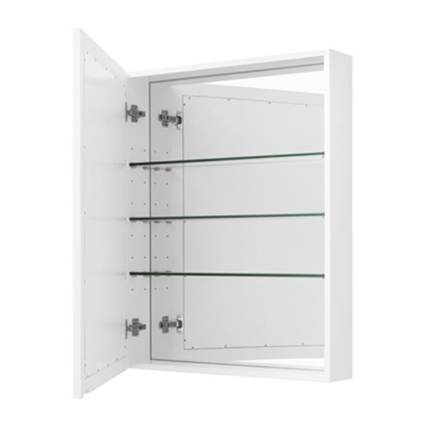 Avanity Madison 24-in Mirrorred Medicine Cabinet,MADISON-MC2
