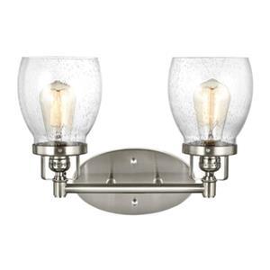 Sea Gull Lighting Alturas 2-Light Bathroom Vanity