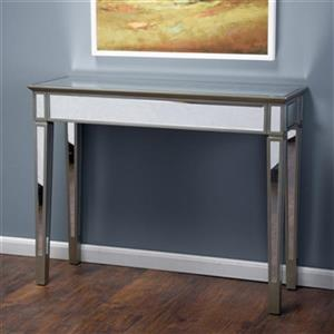 Best Selling Home Decor Crawford Vintage Mirror Console Tabl