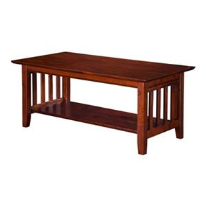 Atlantic Furniture Mission Coffee Table,AH15204