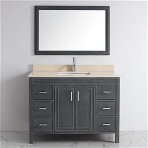 Spa Bathe Cora 48-in Bathroom Vanity,CO48FG-GB