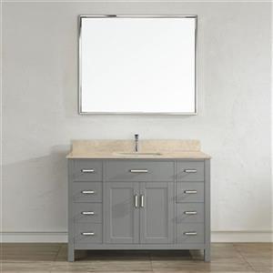 Spa Bathe Kenzie 48-in Single Sink Vanity,KZ48OG-GBM