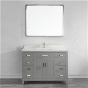 Spa Bathe Kenzie 48-in Single Sink Vanity,KZ48OG-SSC