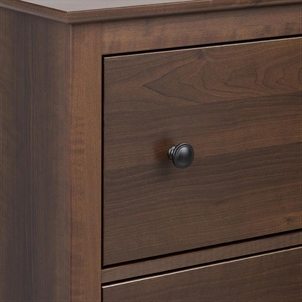 Prepac Furniture Yaletown Tall 5-Drawer Chest
