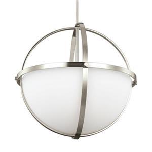 Sea Gull Lighting Alturas 3-Light LED Pendant