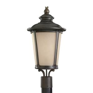 Sea Gull Lighting Cape May 1-Light LED Outdoor Post Lantern