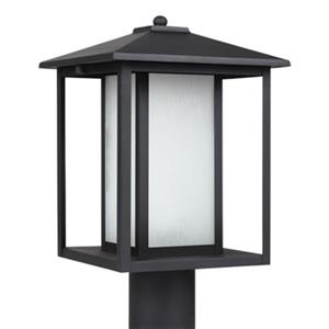 Sea Gull Lighting Hunnington 1-Light LED Outdoor Post