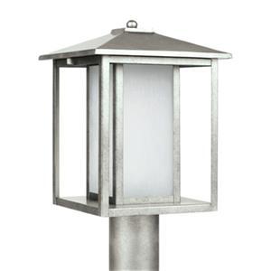 Sea Gull Lighting Hunnington 1-Light LED Outdoor Post
