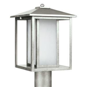 Sea Gull Lighting Hunnington 1-Light Outdoor Post Lantern