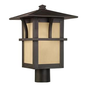 Sea Gull Lighting Medford Lakes 1-Light LED Outdoor Post