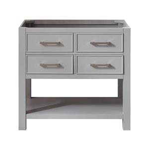 Avanity Brooks 36-in Vanity Only,BROOKS-V36-CG