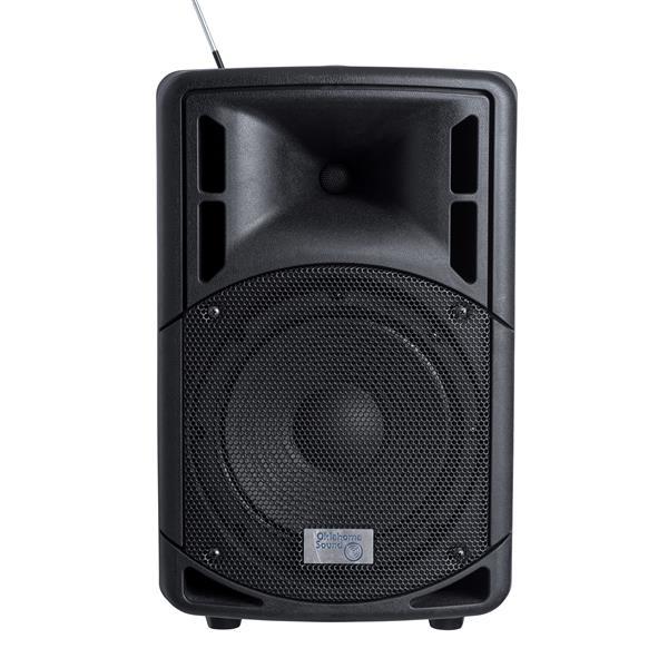 Oklahoma Sound PRA-8000/PRA8 Wireless PA System with Wireles