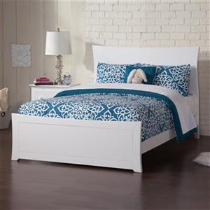 Atlantic Furniture Metro Bed with Matching Foot Board,AR9036