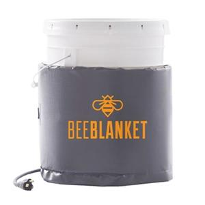 Bee Blanket 5-gal 240V Fixed Temperature Insulated Bucket He