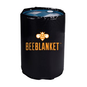 Bee Blanket 55-gal 240V Fixed Temperature Insulated Drum Hea