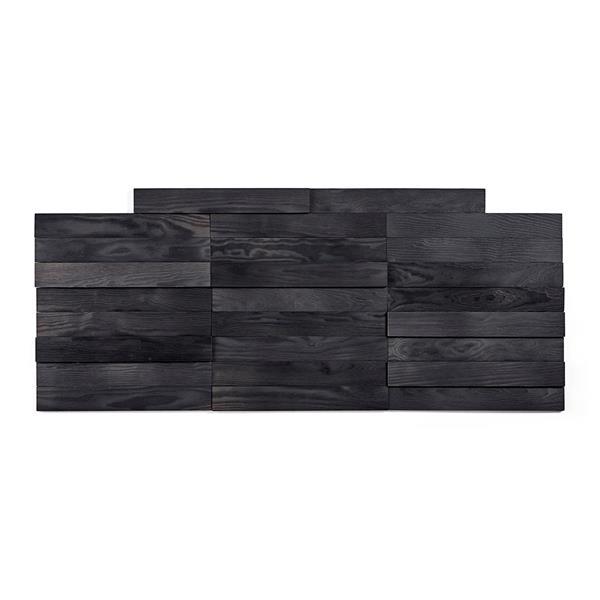 """Planches décoratives """"Landscape"""", volcan, 9,8 pi²/boîte"""